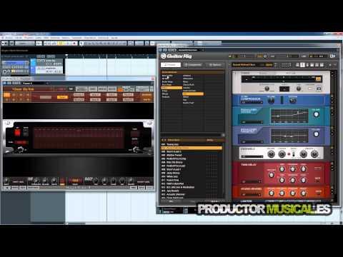 Guitar Rig 5 vs Amplitube 3, ¿Cual es el mejor multiefectos software de guitarra?