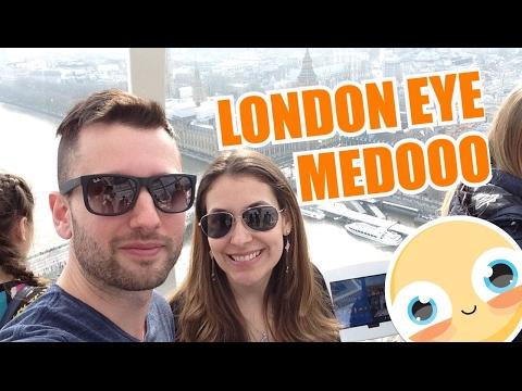 London EYE Em Londres Na Inglaterra Uk Vlog