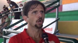 02-07-2014: tdrvolley2014, Intervista a Ivan Tamburello tecnico della Sicilia maschile