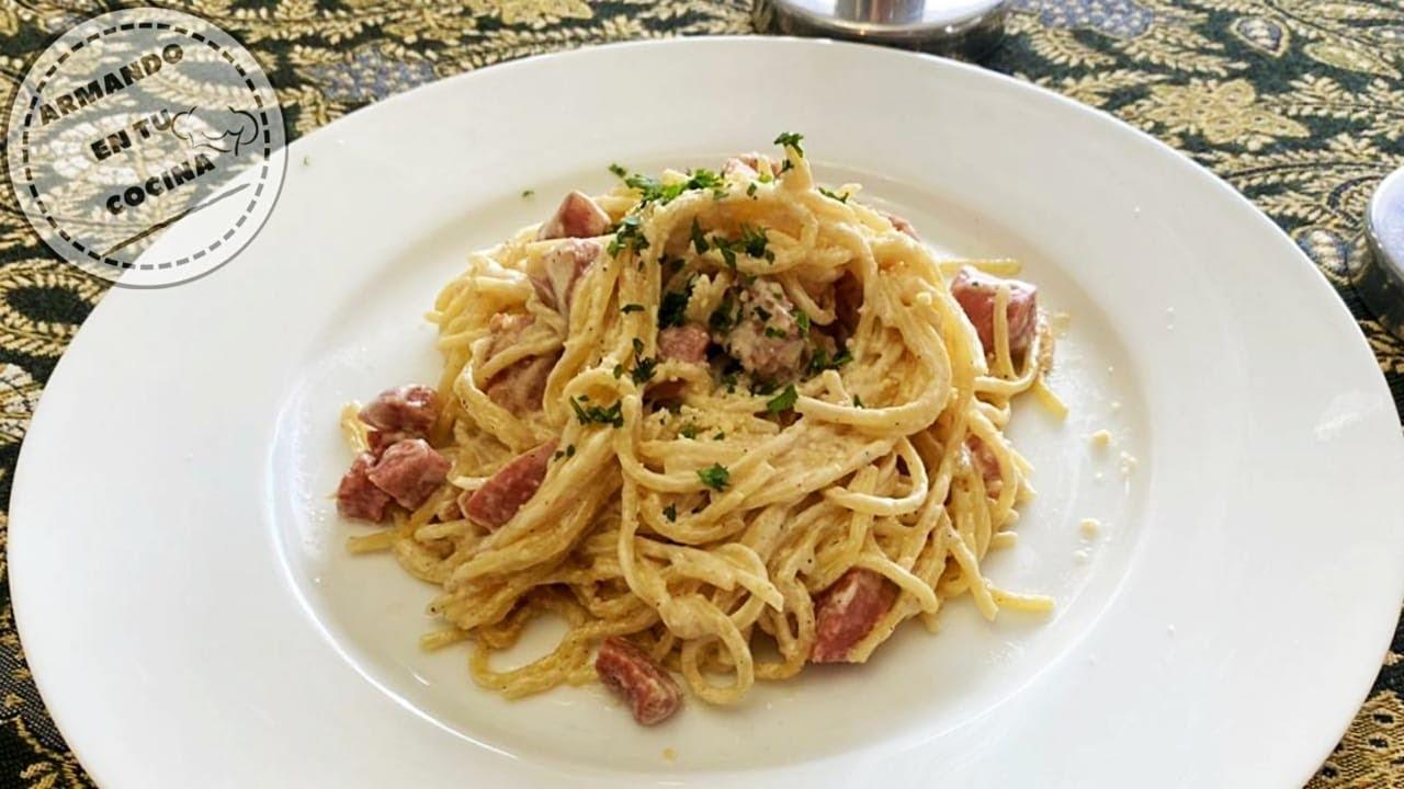 Espagueti  Estilo Argentino