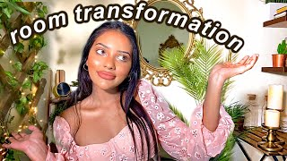 i spent $1000 to transform my room *rip bank account*