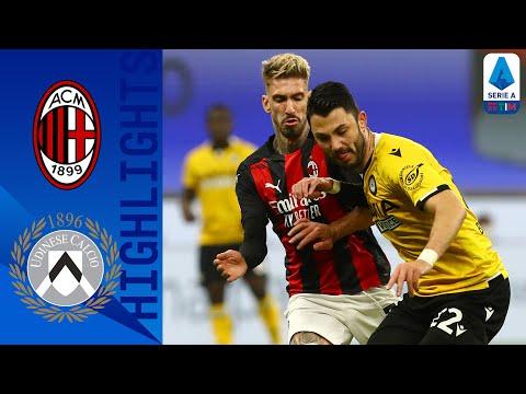 Milan 1-1 Udinese | Il Milan porta a casa un punto al 97'! | Serie A TIM