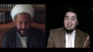 المعمم أحمد الكعبي في اتصال رامي عيسى أنا رقيق ما أتحمل حوارك !