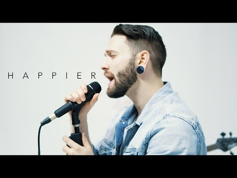 Happier - Marshmello ft. Bastille (Fame On Fire Rock Cover)