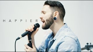 Download Happier - Marshmello ft. Bastille (Fame On Fire Rock Cover) Mp3 and Videos