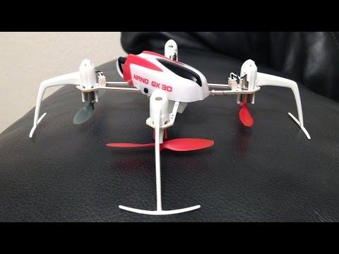Дрон Blade Nano QX 3D за въздушна акробатика 10
