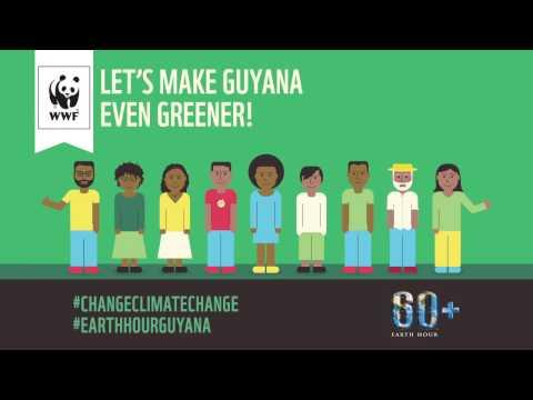 Let's Make Guyana Even Greener!