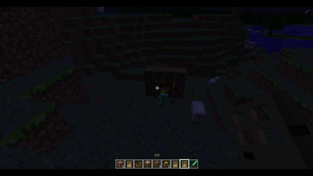 Tuto Comment Faire Une Armoire Dans Minecraft Youtube