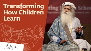 5 Things To Revolutionize How Our Children Learn – Sadhguru   Children's Day 2019