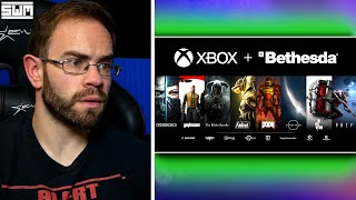 Microsoft & Xbox Just Bought Bethesda...