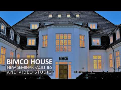 BIMCO House - new training facilities and video recording studio