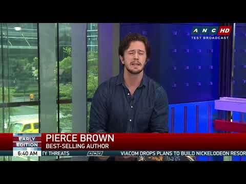 How Pierce Brown's 'Red Rising' trilogy differs from other sci-fi novels