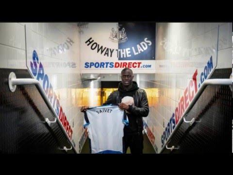 Henri Saivet Joins Newcastle United From Bordeaux Jan. 11 2016