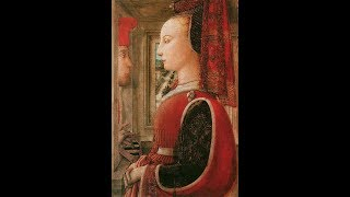 Adrian Willaert: O bene mio (1545)