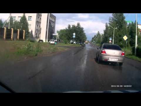 Погоня в Тверской