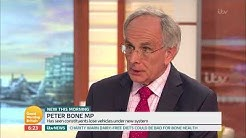 Motability Schemes Changes | Good Morning Britain