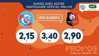 Racing-Stade Rennais (J37 Ligue 1 18/19) : les clés du match avec PMU.fr