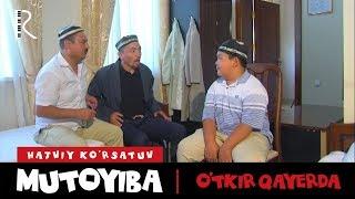 Mutoyiba - O
