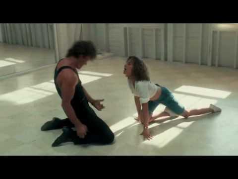 Саундтрек к фильму грязные танцы патрик суэйзи
