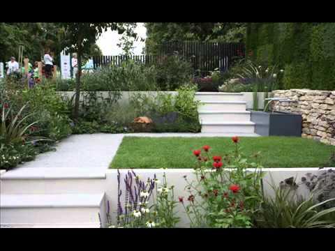 Urban Garden Design Ideas I Urban Front Garden Design Ideas - Youtube