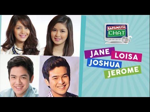 Kapamilya Chat with Jane, Jerome, Loisa & Joshua