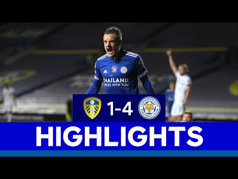 Leeds Leicester Goals And Highlights