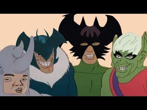 Обзор – Devilman: Crybaby / Человек-дьявол: Плакса