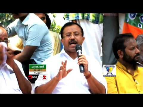 Democrazy episode 1124 part c v muraleedharan for C k muraleedharan