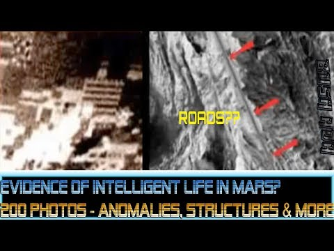 Evidence of Life on Mars 2017 - 69 Photos - Anomalies, Structures & more