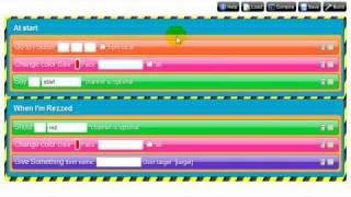 Save & Restore - Web Second Life Scripting Tool, Lsl Generator