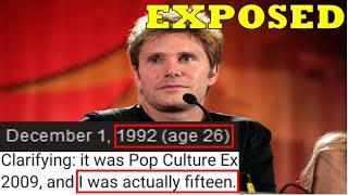 Vic Mignogna Accuser Lies About Her Age...