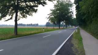 Honda CBR 600 RR with Laser Exhaust