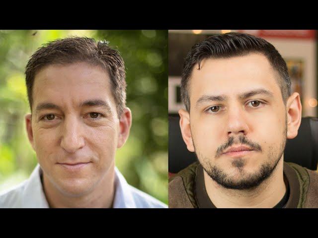 Glenn Greenwald & Richard Medhurst LIVE