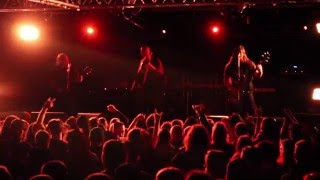 Nile - Sacrifice Unto Sebek [Live at Saint Petersburg 19.04.2016]