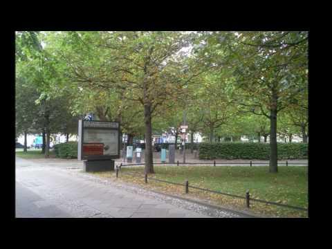 Bildimpressionen Berlin Haltestelle Abgeordnetenhaus