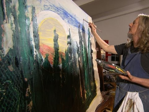 "Art forger's secret: ""Channeling"" dead artists"