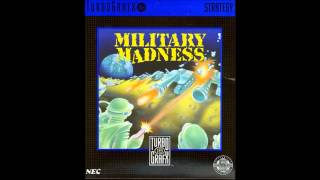 Military Madness TurboGrafx 16 full OST