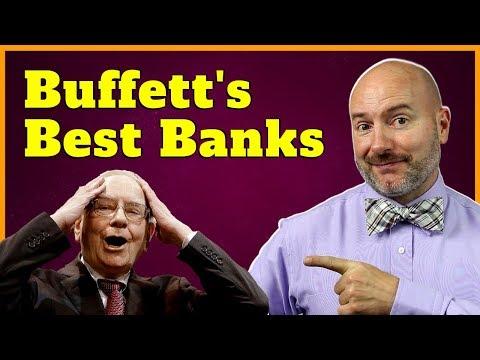 5 Best BANK STOCKS To Buy For 2020 [Warren Buffett Portfolio]