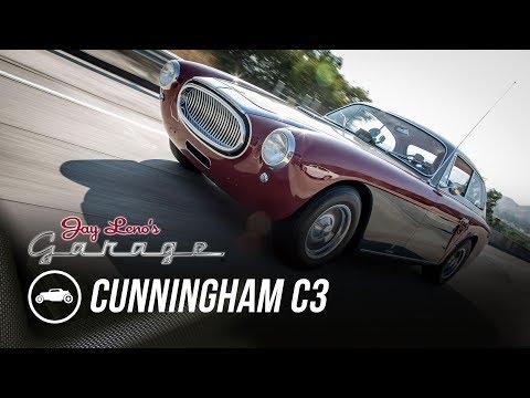 1953 Cunningham C3 – Jay Leno's Garage