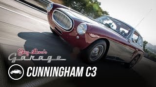 1953 Cunningham C3 - Jay Leno's Garage
