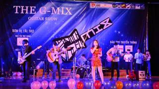 Girl On Fire - Tâm Nguyễn (Cover) | The G-Mix Show