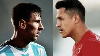 Prediksi argentina vs chile maret 2017