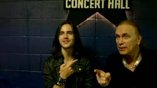 Interview with Billy Sheehan and Pirates of the Caribbean's Anthony De La Torre of The Fell