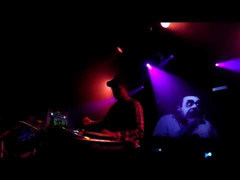 Mista Electro Swing DJ - Mista Trick Live @ Rote Fabrik - Zurich Electro Swing vs Drum n Bass