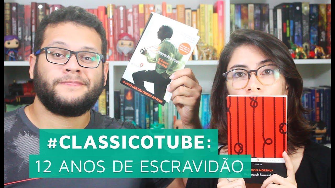 DOZE ANOS DE ESCRAVIDÃO | COMENTÁRIOS LIVRO x FILME | @elefantelit