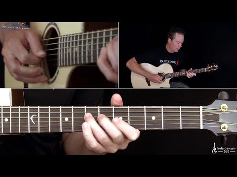 Nothing Compares 2 U Guitar Lesson - Chris Cornell - Prince