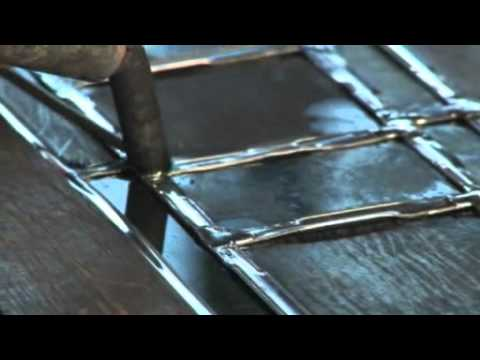 Sablage vitraux verres de coulour peinture sur verre for Faux vitrail sur miroir