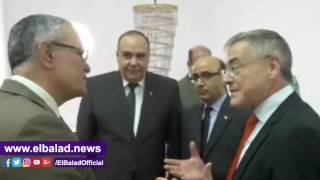 بالفيديو.. توقيع برتوكول تعاون بين محافظة المنيا والجامعة الألمانية