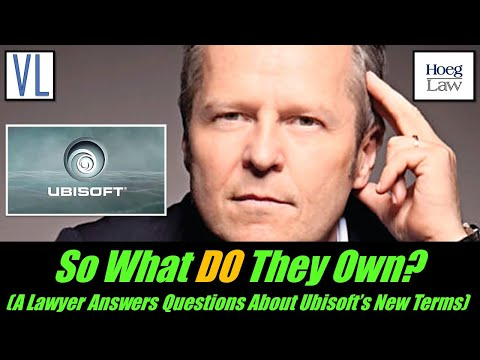 Ubisoft May Not Own Your Soul, But We've Got Plenty Of Questions (VL235)