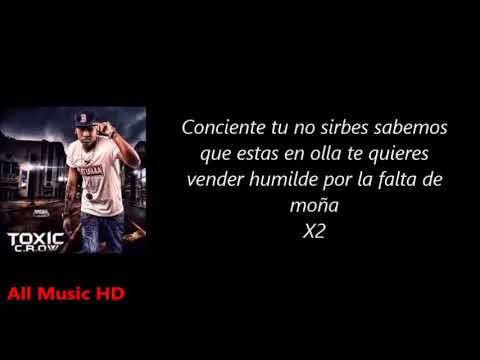 Toxic Crow - Que Hable El Dinero ( RIP Lápiz ) video oficial 4K Ultra HD Dir. By FreddyGraph
